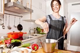 decidir y cocinar