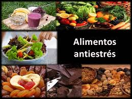 alimentos antiestres