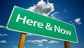 Aquí y ahora