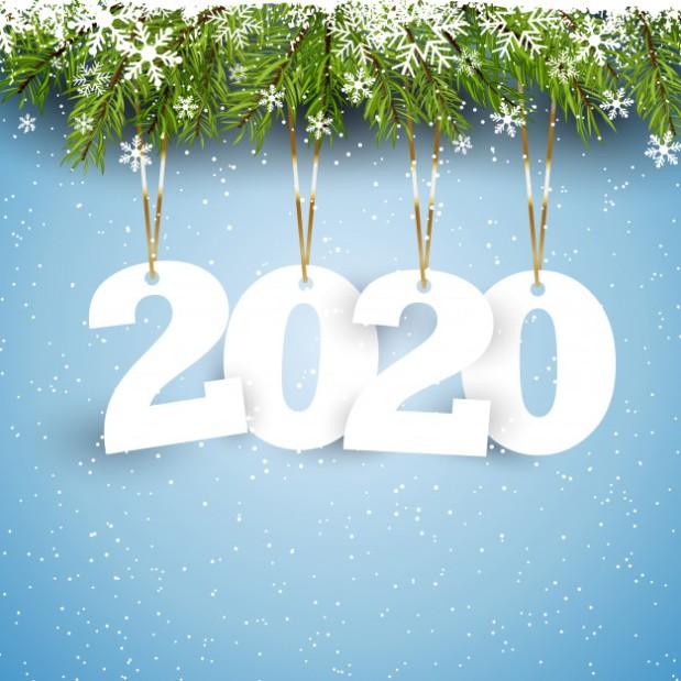 Feliz 2020